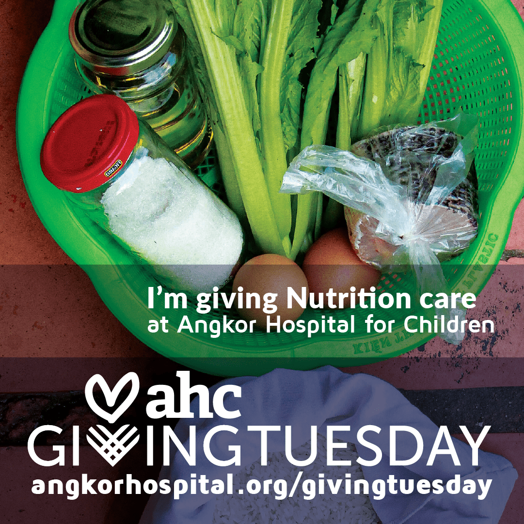 #Giving Nutrition