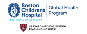 Boston Children's Hospital & Harvard Medical Logo